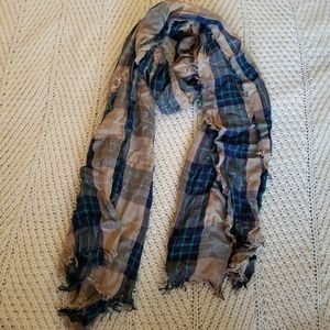☆ Plaid scarf ☆